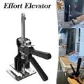 Экономичный ручной подъемник для домкрата двери шкафа Многофункциональный штукатурный лист для ремонта Противоскользящий ручной инструм...