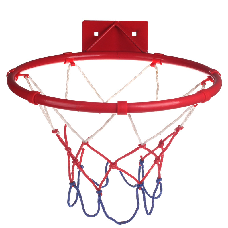 Outdoor Wall Hanging Circle Outdoor Standard Wall Hanging Frame Basketball Rack Basketball Hoop Children Wall Hanging Board Bask