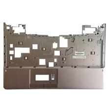 새로운 노트북 대문자 껍질 삼성 NP350V5C NP355V5C NP355V5X 350V5C 355V5C 355V5X 손목 받침대 커버 실버