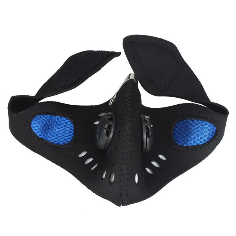 Anti-dust Masks Blue