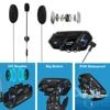 Fodsports M1-S Pro Helmet intercom Headset Motorcycle Waterproof Intercom Bluetooth interphone 8 Rider 2000M Intercomunicador promo