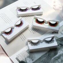 color 3D luxury mink…