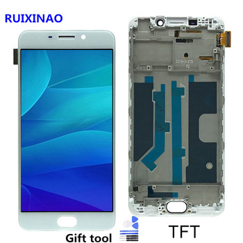 """5.5"""" For OPPO F1 Plus R9 X9009 LCD Display + Touch Screen Digitizer Sensor +Frame Full Assembly Replacement Parts"""