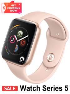 Smartwatch-Series Apple Watch Remote-Camera Phone-Call HUAWEI Bluetooth Samsung Android