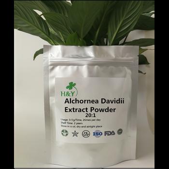 150-1000g Free Shipping Alchornea Davidii/Alchornea Cordifolia Extract Powder 20:1In Bulk In Stock 10 1 bulk powdered kavalactones kava extract 1kg free shipping