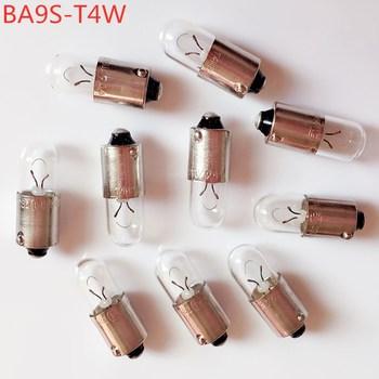 5 sztuk T11 T4W ba9s H6W 1895 12 V-14 V turn signal panel mapa drzwi żarówka lampa halogenowa wysokojakościowa lampa tanie i dobre opinie NoEnName_Null Lampki do czytania 0 005