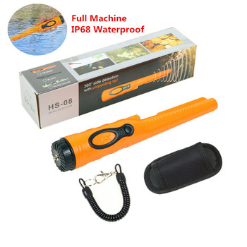 Professional Handheld Metal Detector Supplier Pin Pointer Gold Detector waterproof head pinpointer for coin gold стакан migliore edera ml edr 60 302 cr