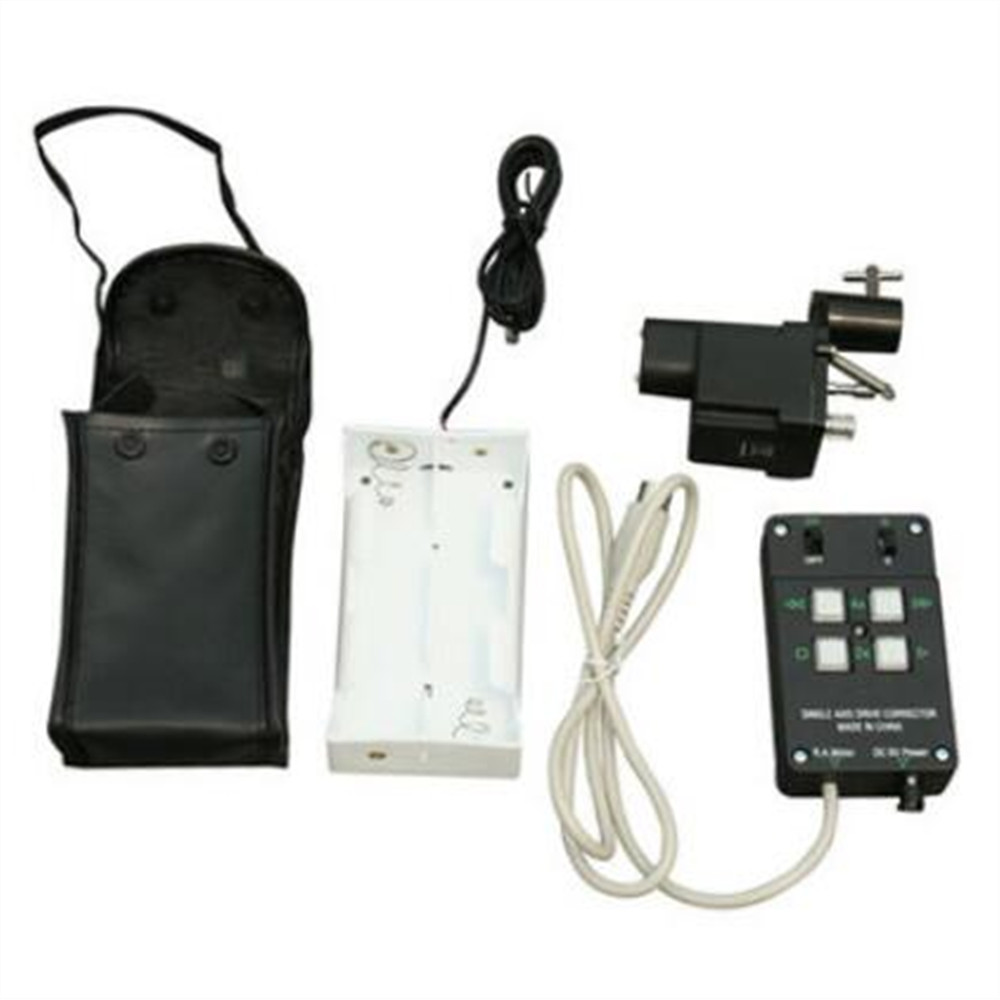 Deluxe80 EQ2 Luxury Motor Electric Tracker Automatic Electric Follower Astronomy Professional Telescope Accessories