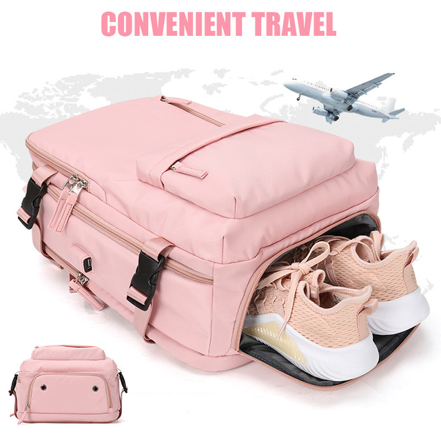 Business Travel Travel bags Waterproof Travel Backpack