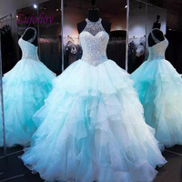 Luxury Quinceanera Dresses Ball Gown Plus Size 15 year old Sixteen Sweet 16 Dress Prom Dress debutante