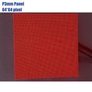 Image 5 - Ledビデオウォール看板スクリーンパネル、p3 SMD2121 1/32スキャン屋内ledディスプレイのrgbモジュール192*192ミリメートル64*64ピクセル広告