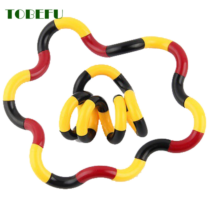 Fidget Toy Decompression-Toy Stress GXE Colorful Adult Kids Child Twist for Play Perfect img5