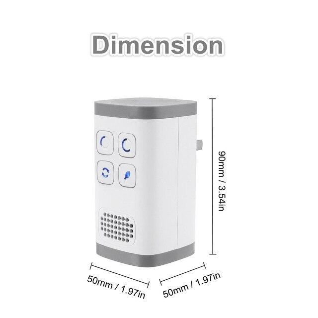 Ac110-240v air-purifier ozone gene