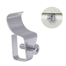 Blink Mini Vinyl Siding Hooks Clips No Holes Needed Easy Installation Bracket Stainless Steel Hooks Outdoor Wall Mounts Holder