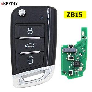 Универсальный ZB15 KD умный пульт дистанционного управления для KD-X2 KD Автомобильный ключ Замена подходит более 2000 моделей