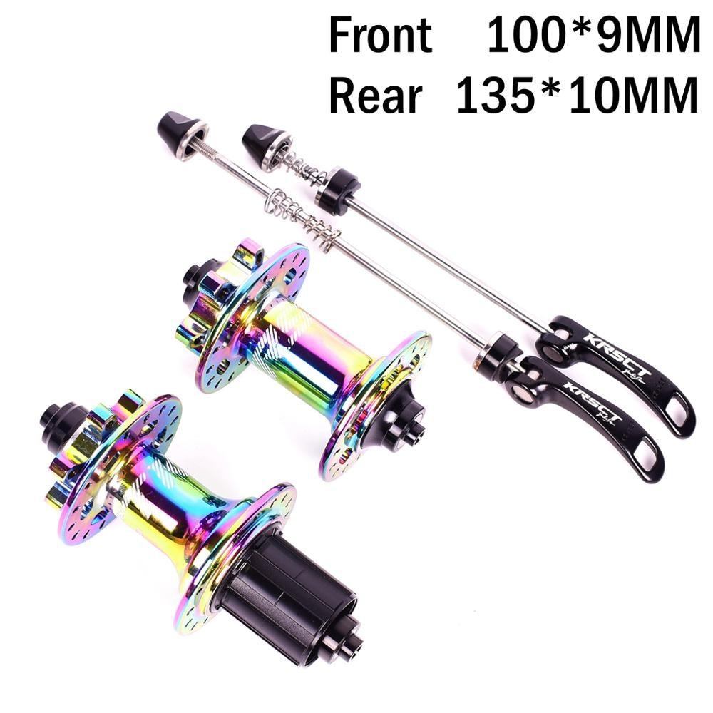 ARC 32H Rainbow hub Mountain bike hubs NBK bearing MTB bicycle hub 11 speed 435g