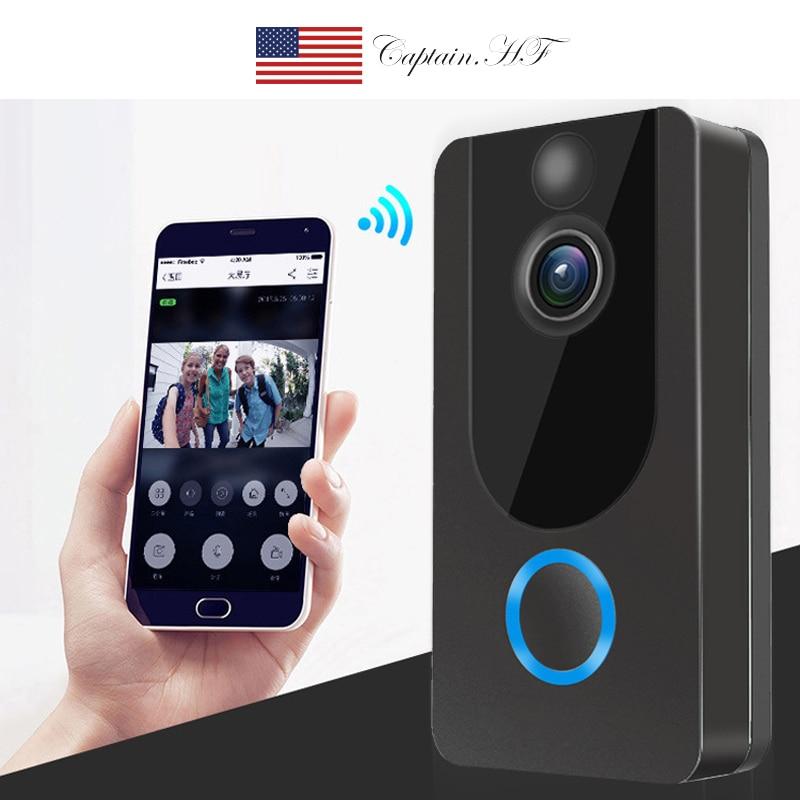 US Captain HF Smart WIFI Video Doorbell