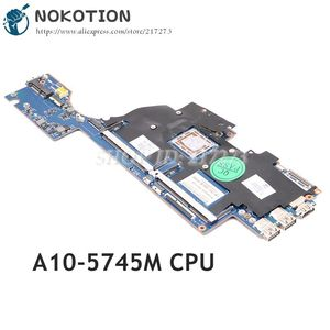 NOKOTION laptop motherboard for HP Envy M6 M6-K010DX M6-K000 M6-K022d 725462-501 725462-001 VPU11 LA-9851P A10-5745M HD 8610G(China)