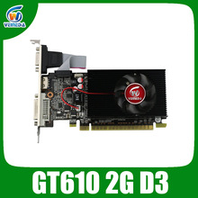 Graphics-Card PC Display Nvidia Geforce VEINIDA GT610 Game 2GB Vga DDR3 Ddr3-700/1000mhz