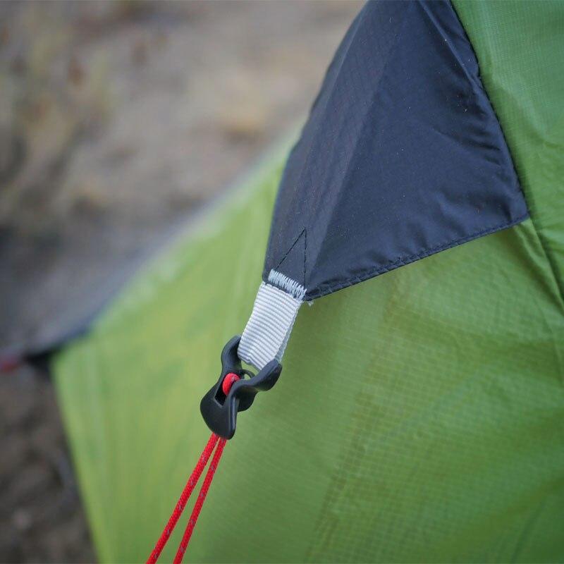 acampamento ao ar livre de nylon sem haste 03