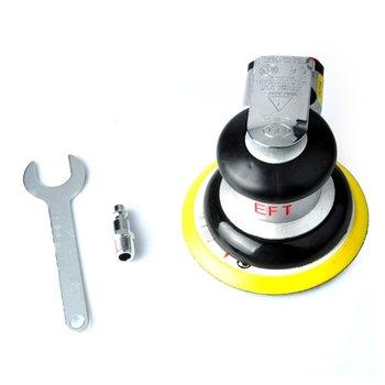 цена на 5 inch non-vacuum pneumatic polishing machine sander sander  / car cleaning tool  car washing tool portable 1 pcs