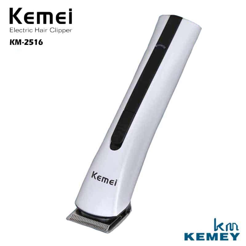 Kemei Men's Electric Hair Clipper Razor Beard Epilator 220-240V European Plug Male Trimmer Modeling Tool Cortapelos KM-2516
