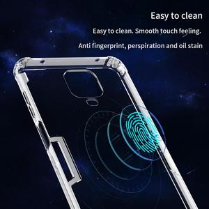 Image 5 - Für Xiaomi Mi Hinweis 10 Lite Mi 9T Poco X3 NFC X2 F2 Pro Fall Nillkin 0,6mm Dünne tpu Fall auf Redmi Hinweis 9s 9 Pro Max 8 8T K30 K20