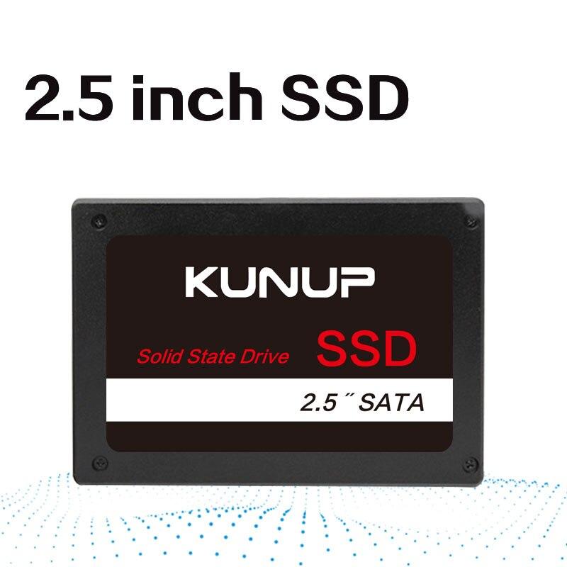 Wholesale  Solid State Drive 60GB 240GB  480GB Black SSD 64G 32GB 16GB 8GB 128G 256GB 2TB Hard Drive Disk For Laptop Desktop 1TB