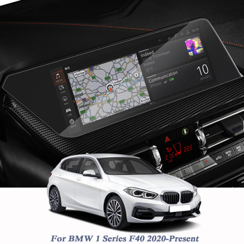 10.24 10.25Car Styling PET GPS Navigation Screen Film For BMW 1 Series F40 2020-Present Internal Sticker Accessories image