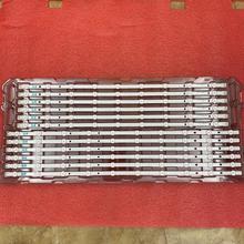12pcs striscia di retroilluminazione a LED per UN65J6200 UN65EH6000 UN65H6103 UN65H6203 D3GE 650SMA R3 650SMB R1 BN96 34562A 34563A 29076A 29077A