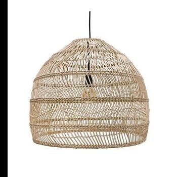 Handmade Rattan Pendant Light Vintage Hanging Lamp E27 Living Dining Room Pendant Lamp Home Decor Cafe Restaurant SuspensionLamp  - buy with discount