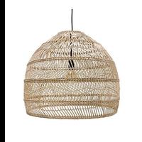 Handmade Rattan Pendant Light Vintage Hanging Lamp E27 Living Dining Room Pendant Lamp Home Decor Cafe Restaurant SuspensionLamp