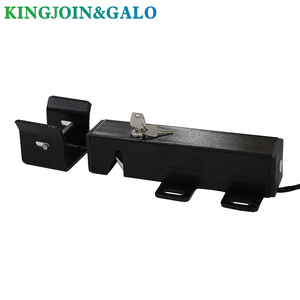 Image 5 - DC24V Electric Gate Latch Lock for Swing Gates Double or Single leaf