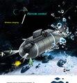 Радиоуправляемая лодка  подводная лодка Happycow 777-216  мини-модель  скорость под водой  дистанционное управление  6 каналов  свиная лодка  симуля...