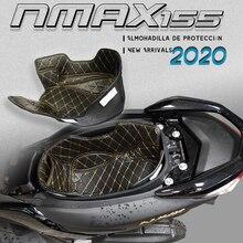 Die lagerung box unter die motorrad sitzkissen PU futter schützt die stamm vor kratzern Für YAMAHA NMAX155 nmax 155 2020