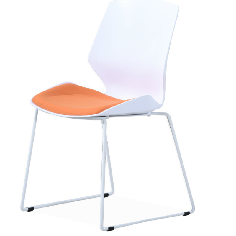 Simple Office Conference Chair Training Chair Plastic Reinforced Chair Staff Reception Chair Student Auditorium Chair Negotiatin