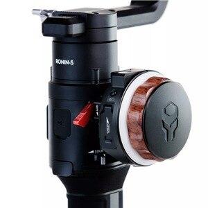 Image 5 - Tilta Control de rueda manual para cardán G2X DJI Ronin S Zhiyun Crane 2 FF T06, Motor de seguimiento inalámbrico núcleo N Nano WLC T04
