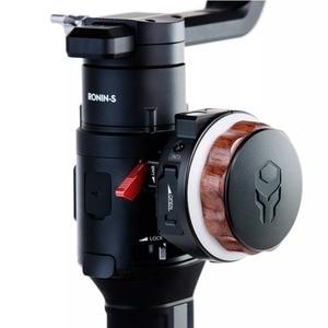 Image 5 - Tilta Nucleus N Nano FF T06 Wireless Follow Focus Motor Hand Wheel Control for Gimbal G2X DJI Ronin S Zhiyun Crane 2 WLC T04