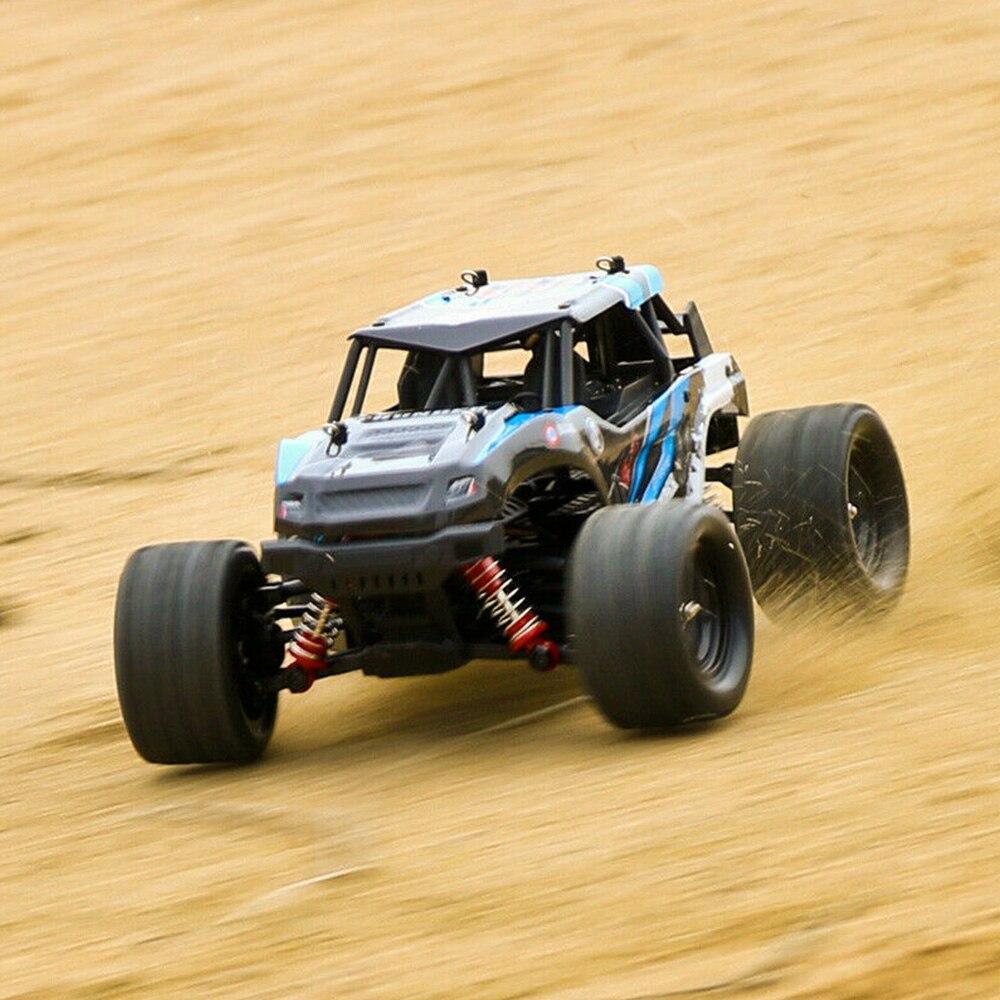 RC Cars 1:18 tout-terrain télécommande haute vitesse escalade voiture quatre roues motrices pleine échelle course véhicule jouets pour enfants - 3