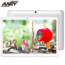 Küresel sürüm ANRY X20 Tablet Pad 3GB 32GB Tablet Pc 10.1 inç Deca çekirdek çift Sim IPS 1920x1200 8000mAh çift Wifi Android 8.1