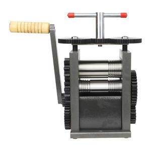 Прецизионная прокатная мельница для ювелирных изделий, европейская ручная работа, планшетный станок, ювелирный инструмент и оборудование