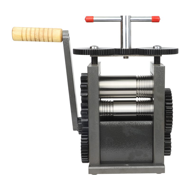 Precision Jewelry Rolling Mill European Manual Operation Tablet Machine Jewelry Tool and Equipment