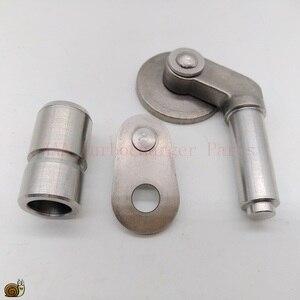Image 5 - Turbo Part Wastegate TD025 Rattle Flapper Go lf Jet ta Pas sat 1.4TSI CAXA, CAXC 03C145702L 49373 01001 AAA Turbocharger Parts