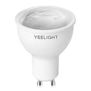 Image 5 - Yeelight لمبة إضاءة LED متصلة YLDP004 ، 200 240V ، 4.8W ، GU10 ، 2700K ، إصدار خافت ، يعمل مع مساعد Google alexa Razer Chroma