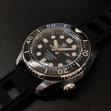 Steeldive Men's Pilot Watch Stainless Steel Watch 300m Water