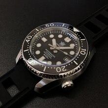 Steeldive Men's Pilot Watch Stainless Steel Watch