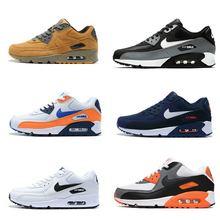 Chaussures de sport classiques en maille 90 pour hommes, baskets d'athlétisme, de sport en plein Air