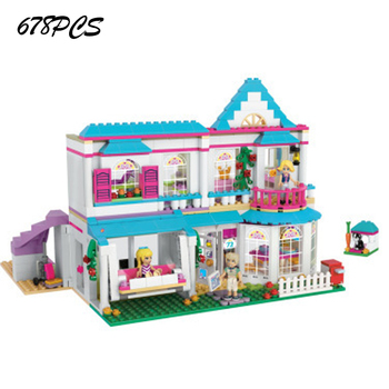 Bloques de construcción de Disney Frozen para niños, juguete de piezas de...