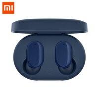 Xiaomi-auriculares inalámbricos Redmi AirDots 3, por Bluetooth 2021, de carga rápida, estéreo, con micrófono, impermeables, para iPhone, 5,2