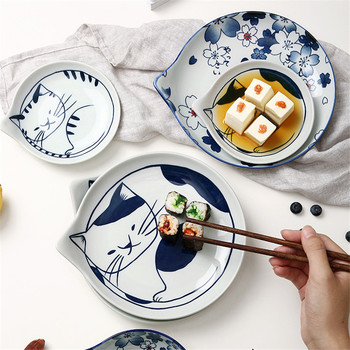 Ceramic Cat Table wear 1